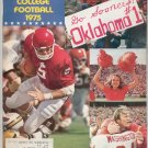 1975 SPORTS ILLUSTRATE​D OKLAHOMA SOONERS #1 NO 1