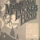 THE MARSHALL TUCKER BAND CAROLINA DREAMS PROMO AD 1977