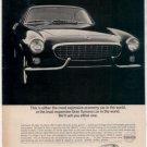 1964 VOLVO 1800-S 1800S VINTAGE CAR AD