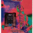 NICK HEXUM ROCKTRON PROCESSOR AD 1998