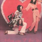 TED NUGENT POSTER TYPE AD 1979
