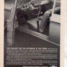 1964 CHEVY CORVAIR MONZA SPYDER CAR AD