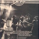 1977 ATLANTA RHYTHM SECTION POSTER TYPE  AD
