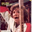 1976 SPORTS ILLUSTRATED BOBBY CLARKE FLYERS