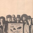 1973 THE J GEILS BAND LADIES INVITED  POSTER TYPE AD