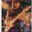 RICHIE SAMBORA GHS STRINGS PROMO AD 1995