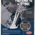 * 1972 JOHN DENVER ROCKY HIGH POSTER TYPE  PROMO AD