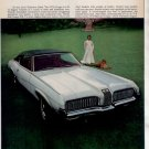 1970 MERCURY COUGAR VINTAGE CAR AD