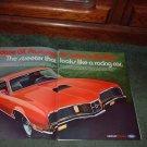 1970 MERCURY CYCLONE GT VINTAGE CAR AD