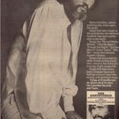 1977 KRIS KRISTOFFERSON SONGS OF POSTER TYPE AD