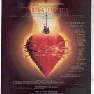 1994 DREAM THEATER CONTEST AD