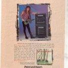 1994 GARY HOEY ROCKTRON AD