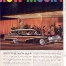 * 1960 MERCURY COUNTRY CRUISER COLONY PARK CAR AD