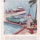 * 1960 CHRYSLER DESOTO DE SOTO VINTAGE CAR AD