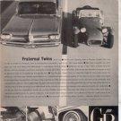 1962 1963 PONTIAC GRAND PRIX VINTAGE CAR AD