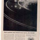 1962 1963 FORD GALAXIE VINTAGE CAR AD