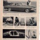 1963 RAMBLER VINTAGE CAR AD