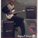 * 1993 GERALD VEASLEY HUGHES AMP AD