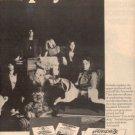AEROSMITH TOYS IN THE ATTIC VINTAGE LP PROMO AD 1975
