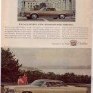 1967 CADILLAC ELDORADO SEDAN DE VILLE DEVILLE CAR AD