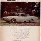 1967 1968 LINCOLN CONTINENTAL VINTAGE CAR AD