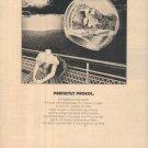 * 1977 PROCOL HARUM SOMETHING MAGIC POSTER TYPE AD