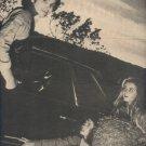 * 1977 WALTER EGAN FUNDAMENTAL ROLL POSTER TYPE AD