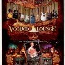 GARY HOEY VOODOO LOUNGE WILD WEST GUITAR AD