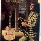 IBANEZ PM100NT GUITAR AD PAT METHENY 1996