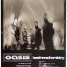 OASIS HEATHENCHEMISTRY POSTER TYPE AD