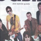 2000 OASIS CONCERT TOUR POSTER TYPE AD