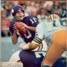 1973 SPORTS ILLUSTRATED MINNESOTA FRAN TARKENTON