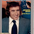 1973 SPORTS ILLUSTRATED JACKIE STEWART CHAMPION