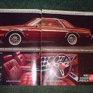 1980 DODGE MIRADA CAR AD