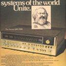 1975 SANSUI QRX-7001 RECEIVER AD