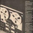 1975 TEAC A-2340 TAPE RECORDER AD