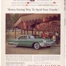 * 1960 DODGE DART VINTAGE CAR AD