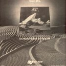 YES ON TOUR DRAMA RELEASE PROMO AD 1980