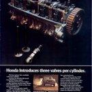 1975 HONDA CIVIC VINTAGE CAR AD