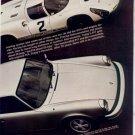 1975 1976 PORSCHE 911 914 904 VINTAGE CAR AD 2-PAGE