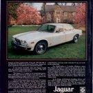 1975 JAGUAR XJ12 XJ 12 VINTAGE CAR AD