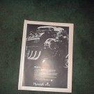 1967 1968 PLYMOUTH DODGE HEMI MOTOR AD
