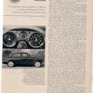 1964 1965 HILLMAN MINX ROAD TEST AD 3-PAGE