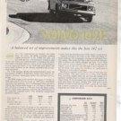 1971 1972 VOLVO 142E 142 E ROAD TEST AD 3-PAGE