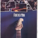 * 1993 ERIC CLAPTON FENDER GUITAR AD