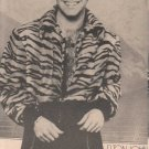 * 1974 ELTON JOHN CARIBOU POSTER TYPE PROMO AD