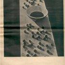 1970 PAUL McCARTNEY BEATLES  POSTER TYPE AD