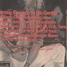 * 1976 BLACK OAK ARKANSAS X-RATED PROMO TOUR AD