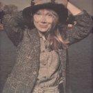 * 1979 SISSY SPACEK PHOTO PIN UP PRINT AD