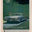 1966 OLDSMOBILE JETSTAR 88 VINTAGE CAR AD